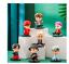 miniature 16 - 7pcs/set BTS RM Jin Suga JHope Jimin V Jungkook Doll Toy Figure BANGTAN boys
