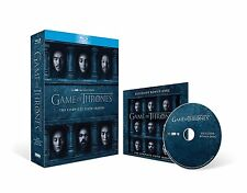 GAME OF THRONES (Trono di Spade) Stagione 6 BLURAY in Inglese Steelbook NEW .cp