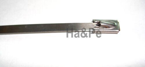 800 ° C moto Sport 3,50 €//m calor protección banda basalto 1m 2 metallkabelbinder
