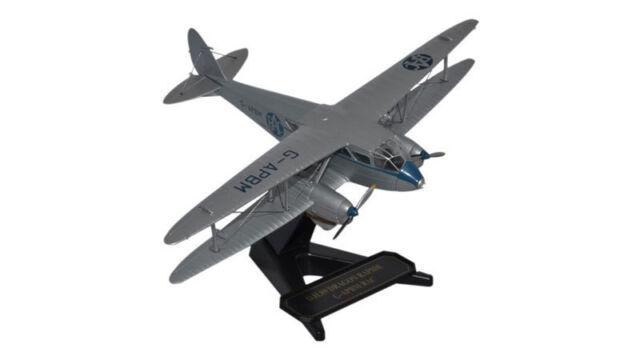 OXFORD AVIATION DH DRAGON RAPIDE RAC AERIAL PATROL-72DR009