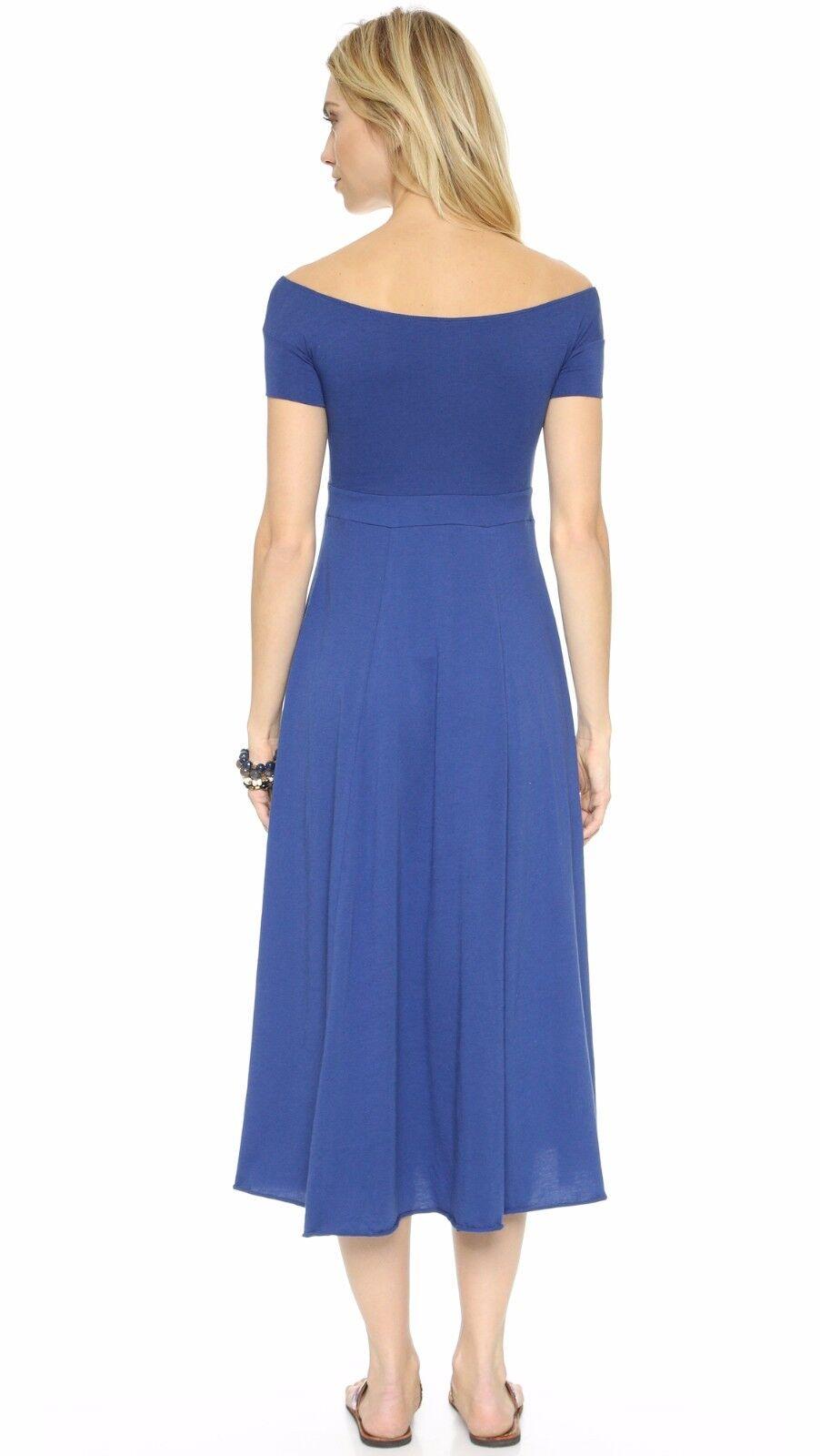 Free People People People 'Dance With Me' Dress Sz S Cobalt bluee NWT Sexy & Beautiful  63c728