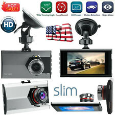 3' Full HD 1080P Kar DVR Dash Kamera G-sensor Vehicle Video Kam Recorder NEW K