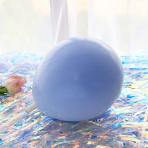 10//100pcs Latex Candy Pastel Balloons Home Wedding Party Birthday Decor 10inch
