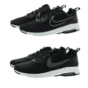 Details about Nike 861537 Mens Air Max Motion Premium Low Top Running Shoes Sneakers