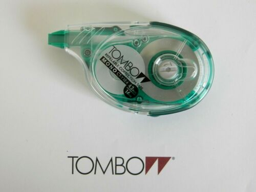 nachfüllbar 3 x Tombow Korrekturroller CT-YXE4-16m x 4,2mm