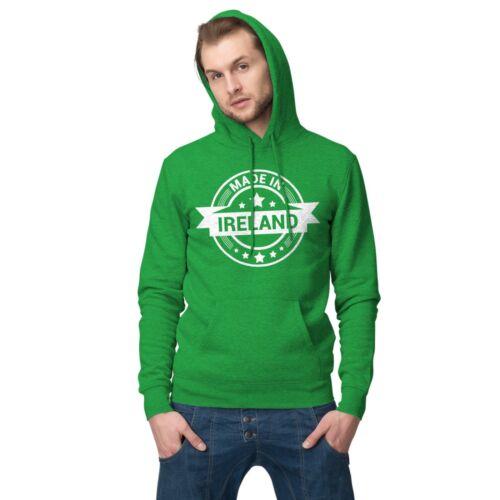 Patrizio Regalo Top Felpa Con Cappuccio Felpa T Shirt P36 MADE in Irlanda Felpa Con Cappuccio S