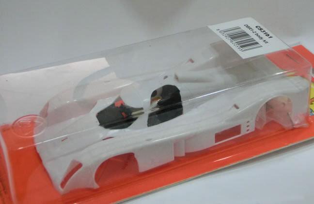 Bodywork Lola Aston Martin DBR-2 LMP n gauge building kit white slot  1 32