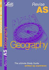 Revise AS Geography by Letts Educational (Paperback, 2004)