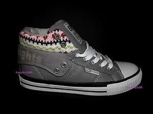 scarpe donna ginnastica converse grigio bianco rosa 36 37 38 39 40 stivali