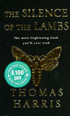 Silence Of The Lambs Cook, Harris, Thomas, Acceptable Book