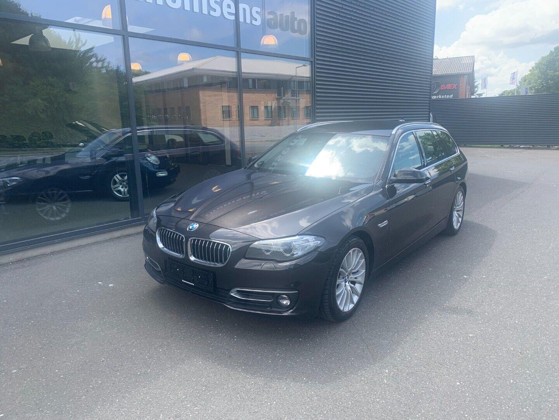 BMW 520d 2,0 Touring aut. 5d - 239.400 kr.
