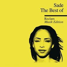 SADE - THE BEST OF (RECLAM MUSIK EDITION 26)  CD 16 TRACKS POP / SOUL NEW+