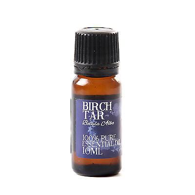 Mystic Moments | Birch Tar - Essential Oil - 100% Pure - 10ml (EO10BIRCTAR)