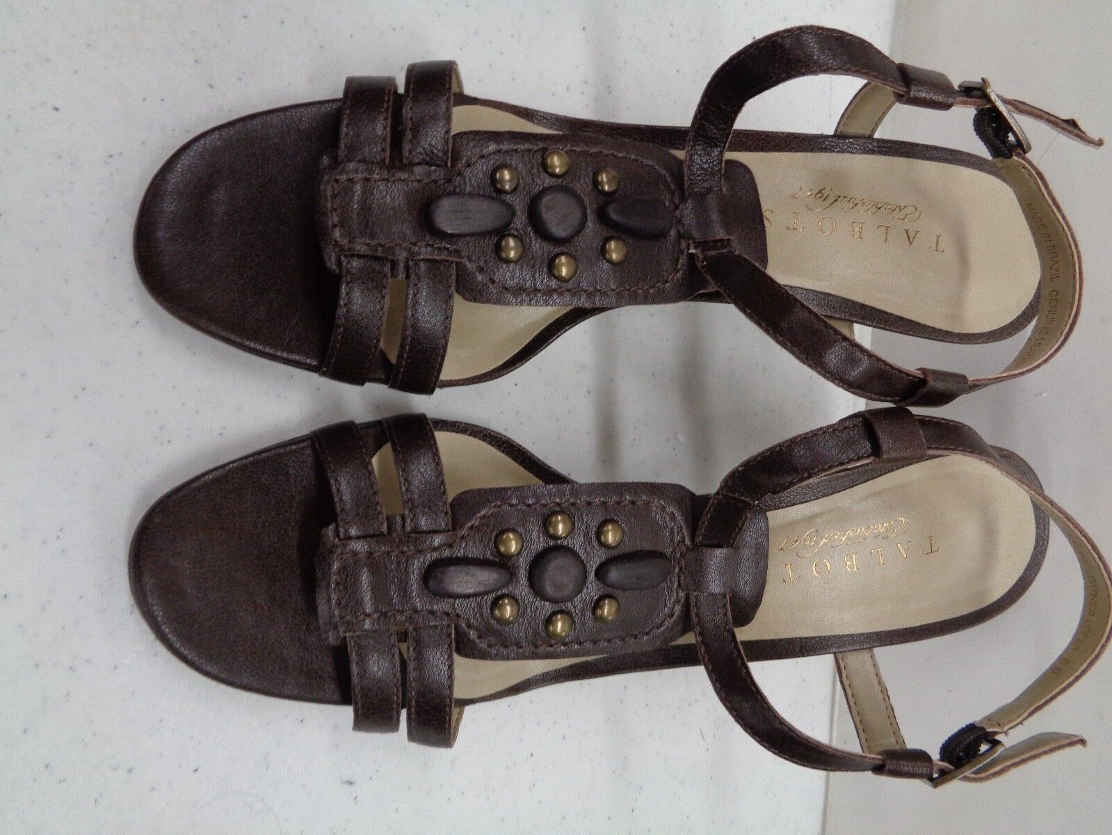 Talbots Ravis Bittersweet Bittersweet Bittersweet Heels shoes NEVER WORN 8M BRAND NEW IN BOX Retail 129 2e3964