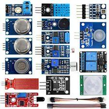 Kookye 16 In Smart Home Sensor Modules Kit Arduino Raspberry Pi Diy Professional