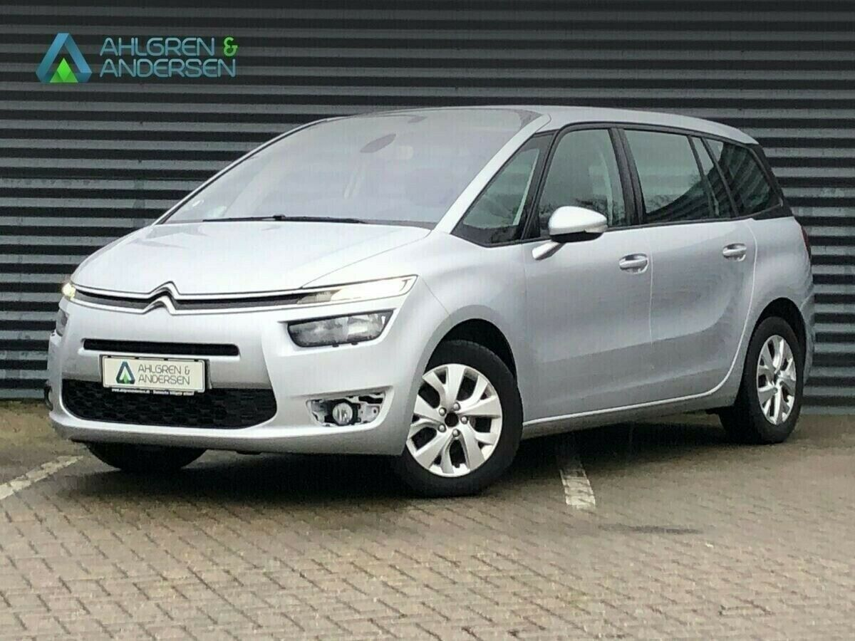 Citroën Grand C4 Picasso 1,6 e-HDi 115 Seduction 5d