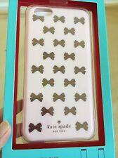 NWT KATE SPADE Bow Tie mini IPHONE 6 ( 6S) PLUS CASE
