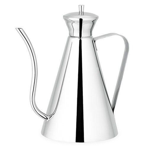 AVANTI Art Deco Luxury 1 Litre Oil Can Stainless Steel 100/% Genuine RRP $66.95
