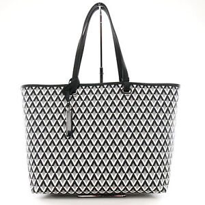 Linn Graphic Tote Bag Purse Handbag