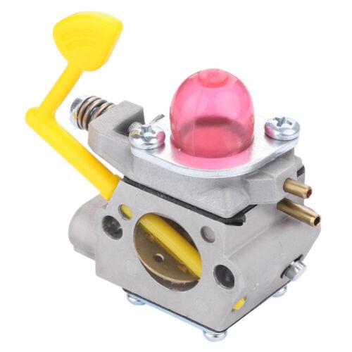 Carburetor For Poulan BVM200VS PPB430VS Pro Leaf Blower 545081831 Carb fuel line