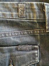 Seven for All Mankind Dark Dressy Jeans Women's Size 25