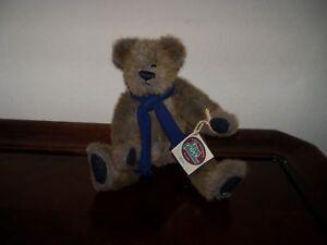 Ganz Cottage Collectibles Teddy Bear Milton Mwt 65810406046 Ebay