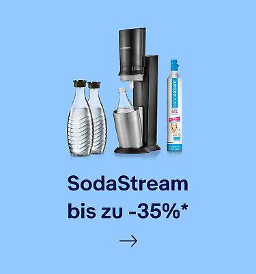 SodaStream bis zu -35%*