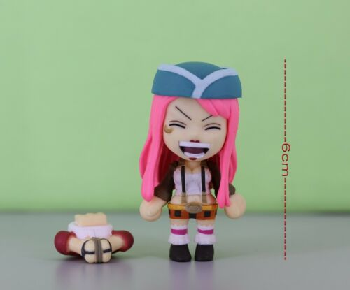 One Piece  6cm Japanese Anime Figure  JEWELRY BONNEY