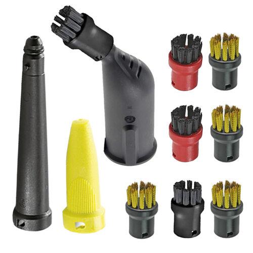 Puissance Buse fil Bristle Brush Kit Pour Karcher 28632630 SC1 SC2 SC3 SC4 SC5