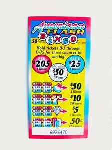 Bingo Tickets Ebay
