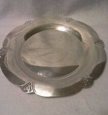 W.M. Rogers Slotted Silverplated Serving Dish #621