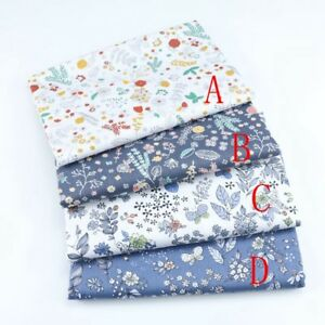50cm*160CM Triangle 100/%cotton fabric Quilting Quilt Clothes Bedding Sewing