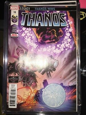 THANOS #16 FIRST 1st PRINT ORIGIN COSMIC GHOST RIDER 2018 NM