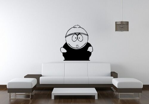 Wall Sticker Mural Decal Vinyl Decor South Park Cart Man Main Character Kids