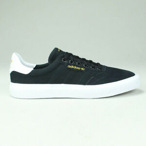 competitive price abaef a43fa Image is loading Adidas-3MC-Shoes-Skate-Trainers-Shoes-Black-White-