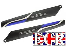 SYMA DOUBLE HORSE 9104 PARTS MAIN BLADES BLUE PAIR RC HELICOPTER SPARES PARTS