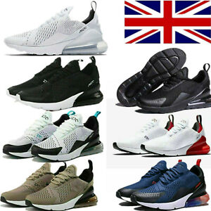 Mens-Air-Max-270-Running-Shoes-Light-Sport-Trainer-Sneakers-Size-UK-6-9-In-Box