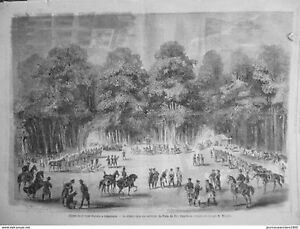 1859-M11-Hunting-Saint-Hubert-Compiegne-Rendez-You-Carrefour-Well-King-Carriage