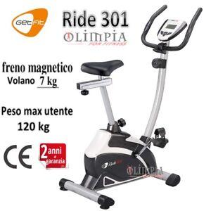 OFFERTA-GetFIT-Cyclette-MAGNETICA-RIDE-301-Volano-7KG-LA-PIU-VENDUTA