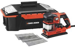 Black-amp-Decker-KA330-SCHLEIFMASCHINE-270-WATT-SCHWINGSCHLEIFER-SCHLEIFER-KA330MAST