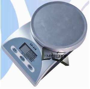 Bilancia elettronica da cucina da 01 g a 7 kg pesa alimenti display sf 410 mshop ebay - Bilancia elettronica da cucina ...