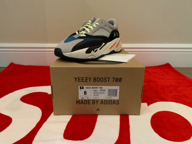 low priced 4a84e 0f10b Adidas Yeezy 700 Wave Runner Kanye West Size 8 9.5 10.5 11 NEW Authentic