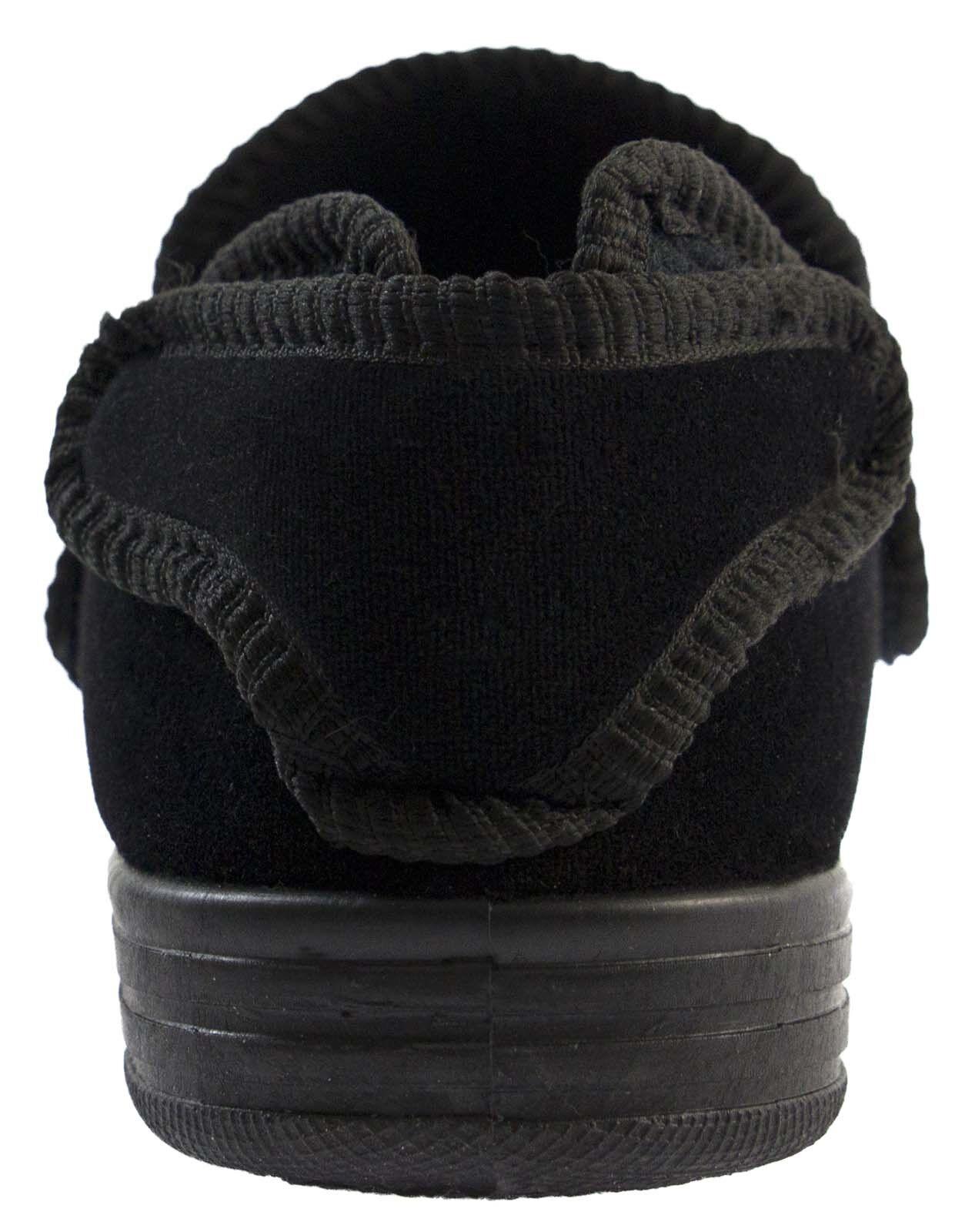 Pantofole Uomo Diabetici completamente regolabile Comfort