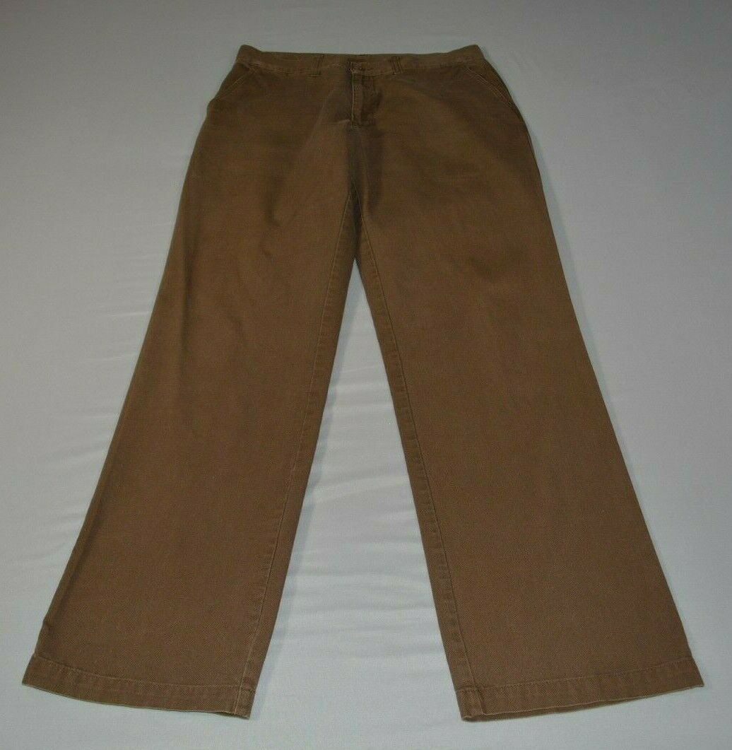 Patagonia Organic Cotton Brown Pants - Size 32