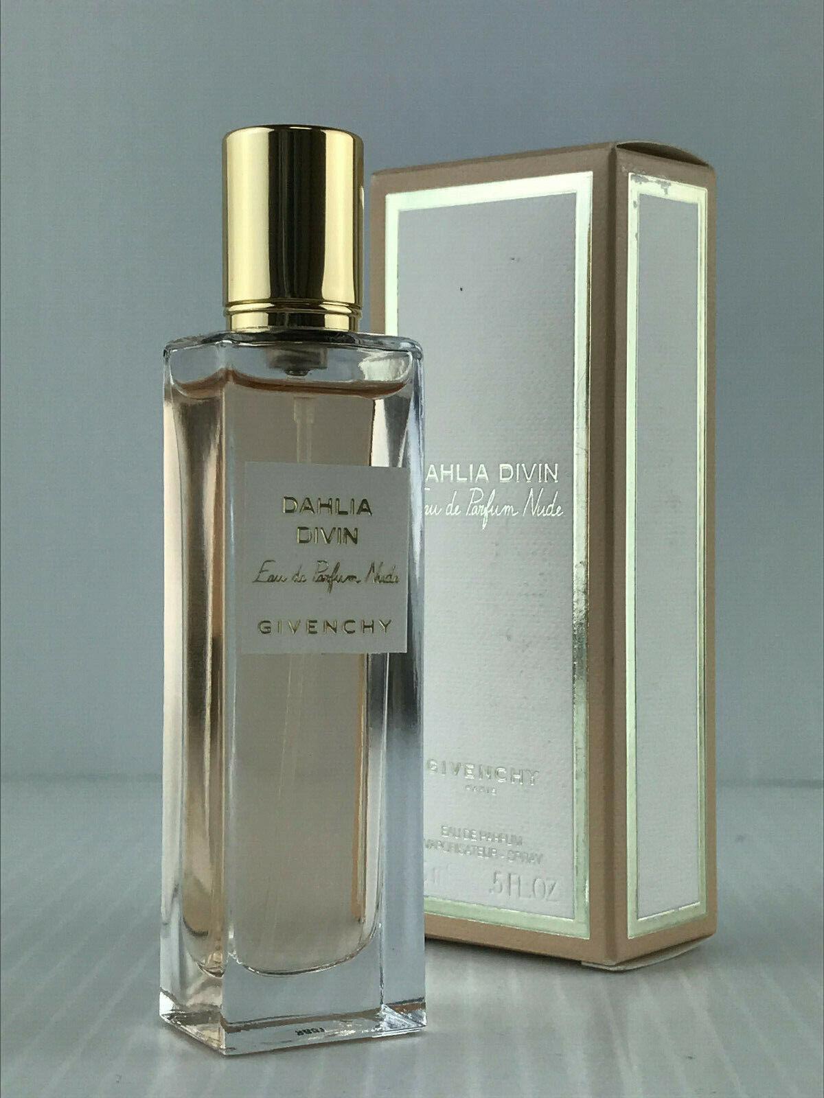 Dahlia Divin Nude by Givenchy MINI EDP Spray 0.5 oz/15 ml