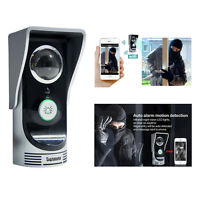 Piratical Wifi Doorbell Home Security Wireless Remote Smart Video Door Phone