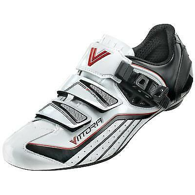 Vittoria Zoom  Road shoes White 41.5 Bike  best offer