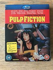Pulp Fiction Play Exclusive Blu-ray Steelbook - Brand New and Sealed - READ