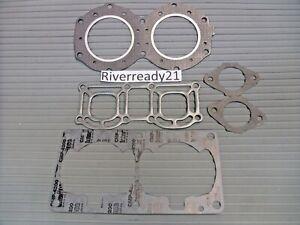 For PWC WAVERUNNER LX 650 Top End Gasket Kit YAMAHA 650 6M6-W0001-TG 610120