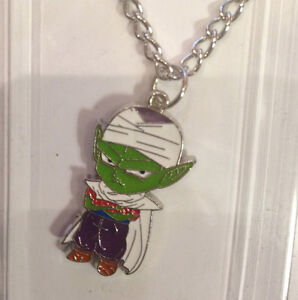 Dragon Ball Z Goku or Piccolo Necklace Anime Comic Japan Geek Chic Necklace